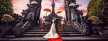 签约巴厘岛RICKY L婚纱摄影!